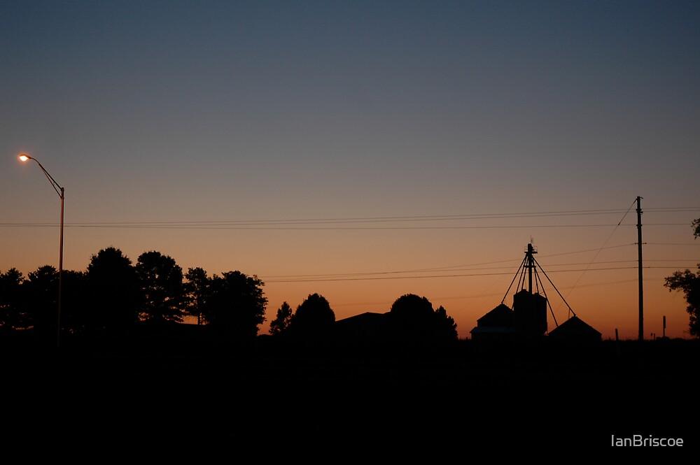 Farmer's Morning by IanBriscoe
