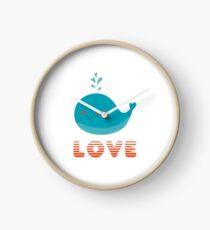 Reloj Love Whale