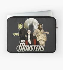 Monsters Assemble Laptop Sleeve