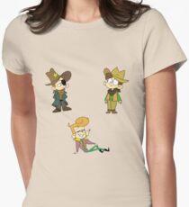 Saloonatics (Eddsworld) Womens Fitted T-Shirt