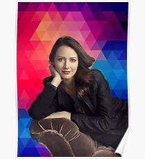 Amy Acker (Root, Person of Interest) Poster
