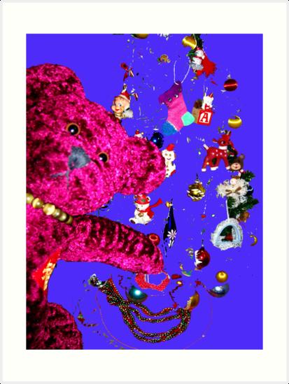Little BBB -  Festive Dreams by Hiroko