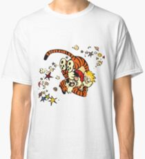 Horseplay - Calvin and Hobbes Classic T-Shirt
