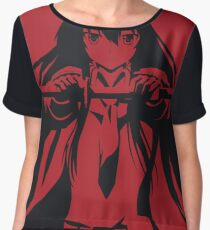 Akame Ga Kill! Chiffon Top