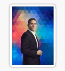 Jim Caviezel (Reese, Person of Interest) Sticker