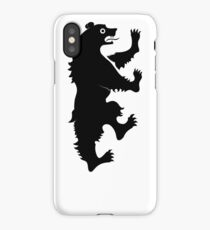 House Mormont iPhone Case/Skin
