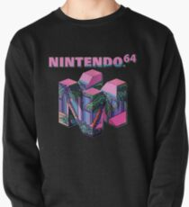 Nintendo 64 Aesthetic Pullover