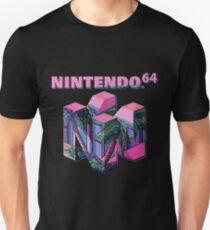 Nintendo 64 Ästhetik Unisex T-Shirt
