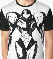 Weathered Samus Graphic T-Shirt
