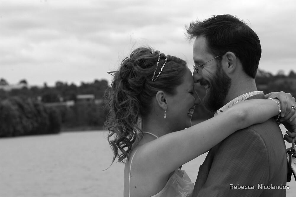 Our Day by Rebecca  Nicolandos