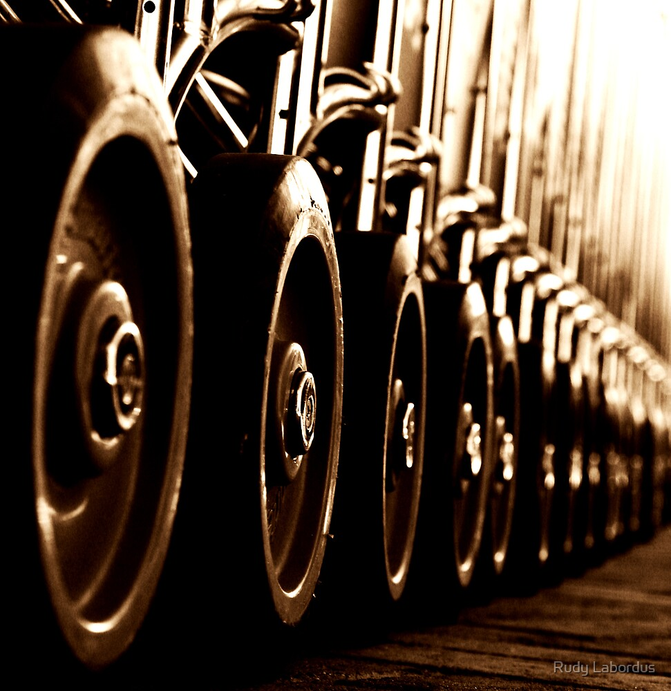 Wheels by Rudy Labordus