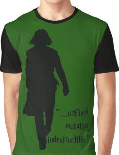 ....unfixed, mutating, indestructible. Graphic T-Shirt