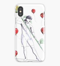 Wire Walking iPhone Case/Skin