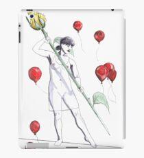 Wire Walking iPad Case/Skin