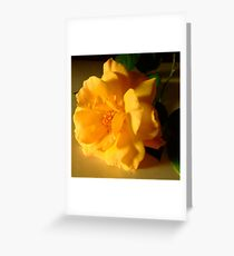 Glowing......I Greeting Card