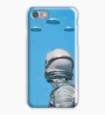 They Come iPhone Case/Skin