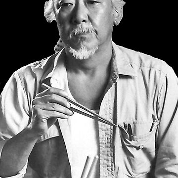 Dope Mr. Miyagi by ThugPigeon