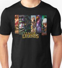 Teemo Aspectos League Of Legends T-Shirt