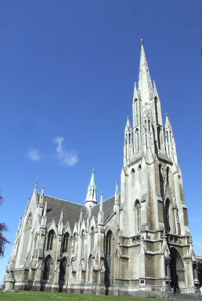 First Church: Dunedin by Paul Martin