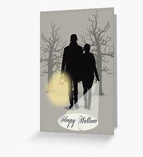 Simply Sleepy Hollow Greeting Card