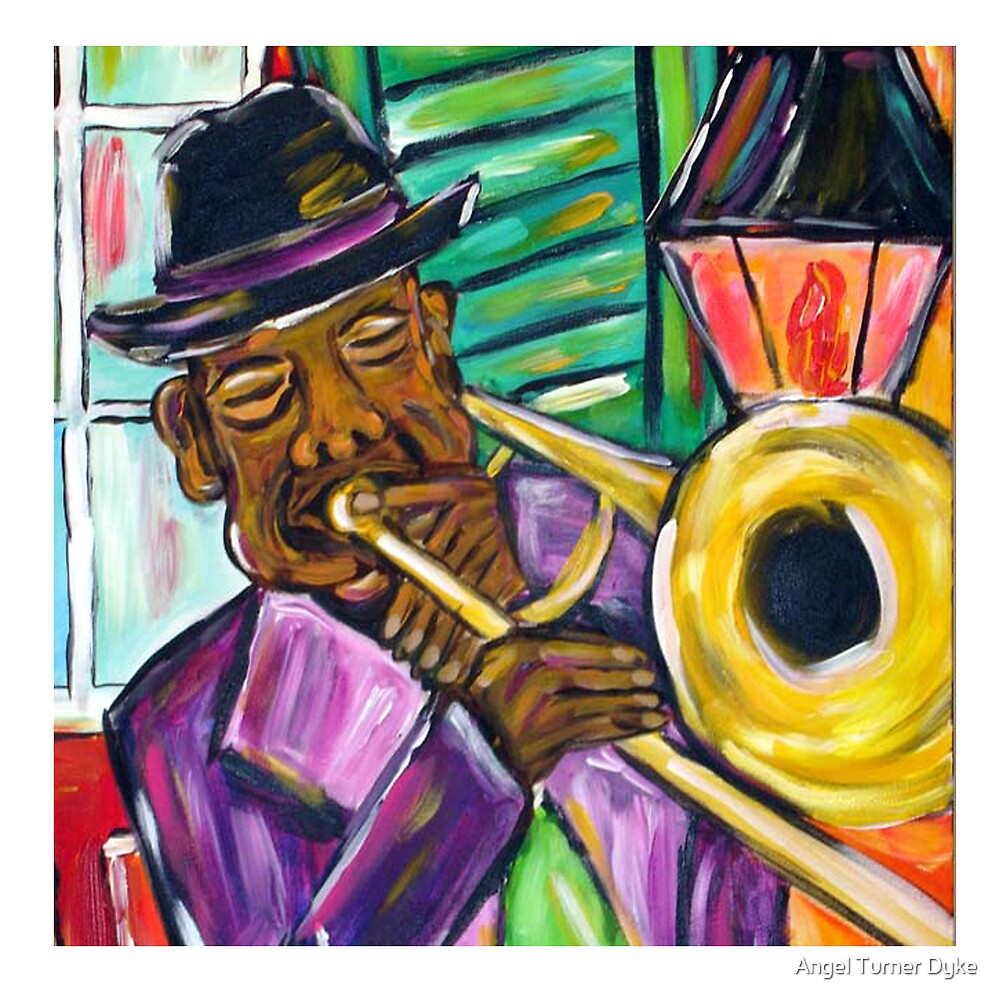 Preservation Jazz, Ya'll! by Angel Turner Dyke
