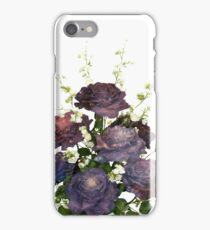 Space Roses iPhone Case/Skin
