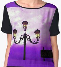 Venice lamps Women's Chiffon Top