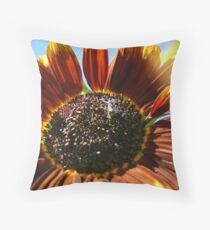Summer is here! Throw Pillow
