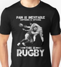 This is Rugby Unisex T-Shirt