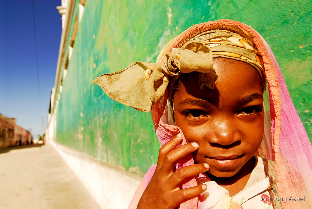 Art in All of Us in Mozambique by Anthony Asael