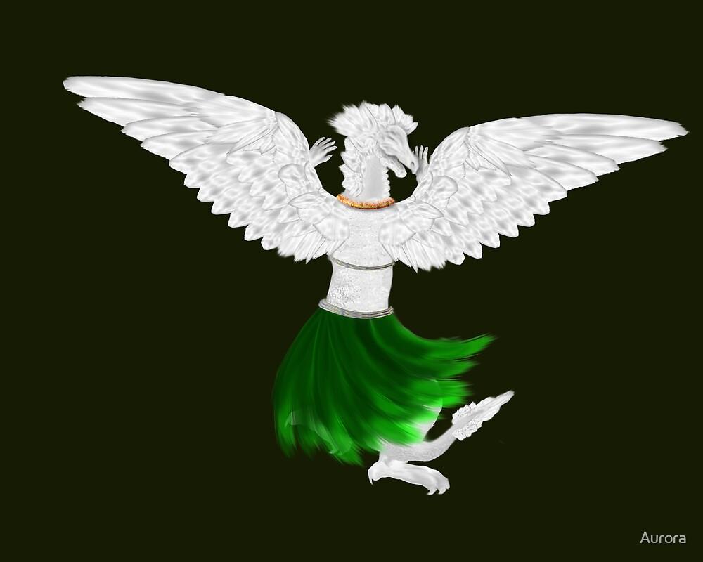 Dancing dragon by Aurora