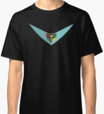 Voltron Shield in V Crest Classic T-Shirt
