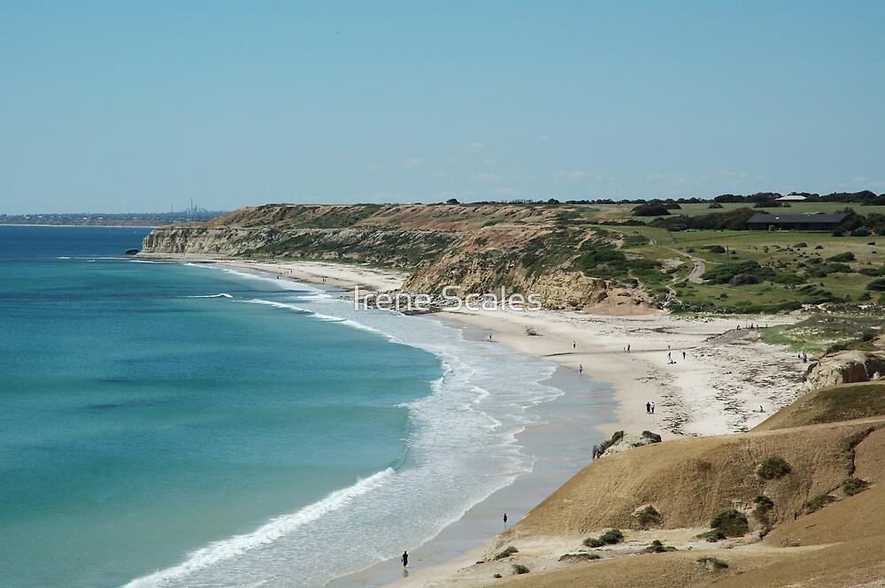 Port Willunga, South Australia by Irene Scales