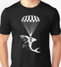 Operation Shark Paratrooper T-Shirt