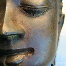 Buddha Face by liewy