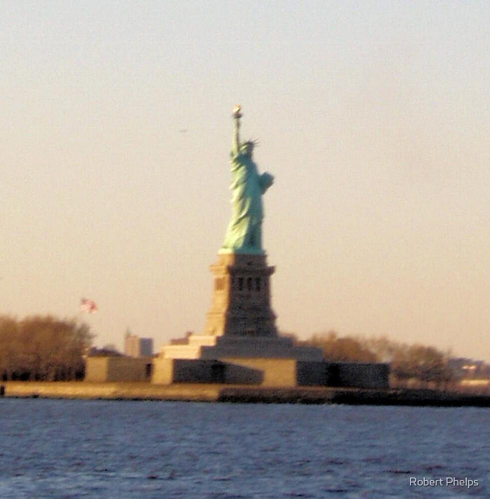Lady Liberty by Robert Phelps