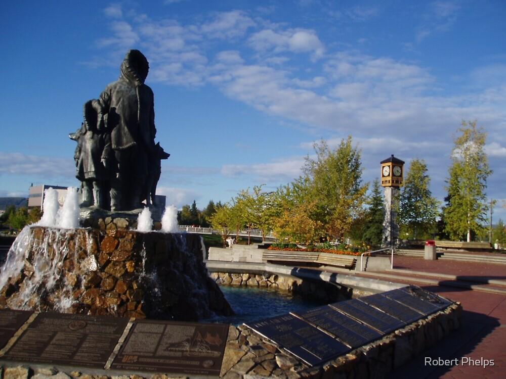 Fairbanks, Alaska by Robert Phelps