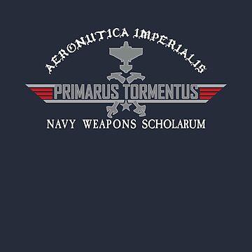 Primarus Tormentus by wykd-designs