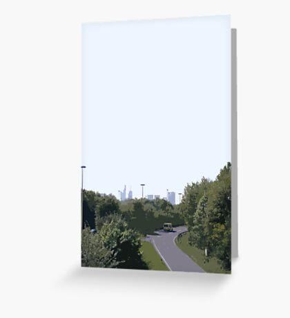 driveway Greeting Card