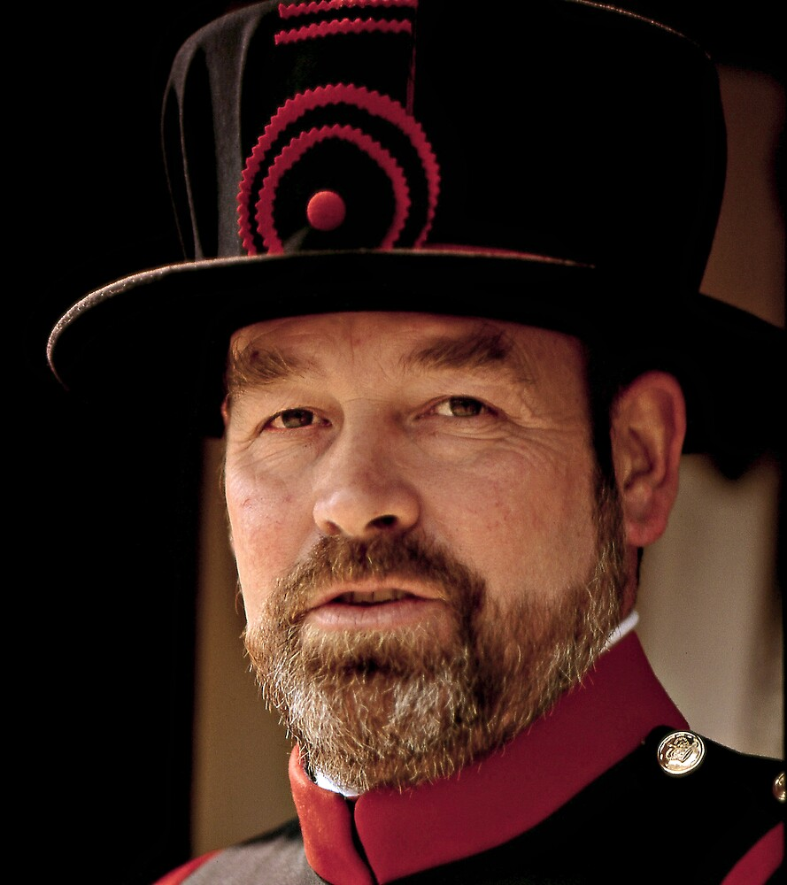 Beefeater's Hat by kitlew