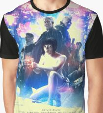 Ghost In The shell movie Graphic T-Shirt