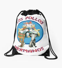 Los Pollos Hermanos Drawstring Bag