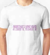 Martha's Vineyard Unisex T-Shirt