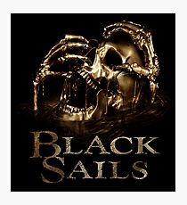 Black Sails II Photographic Print