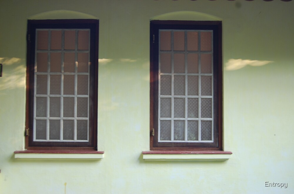 Pastel Windows by Entropy