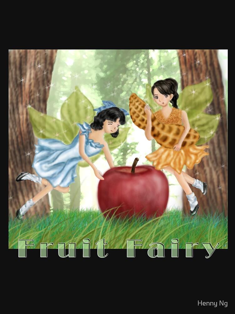Fruit Fairy by leosignwomen