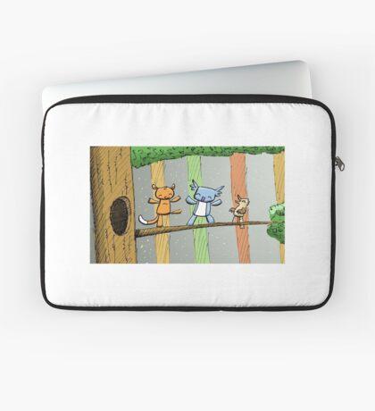Sleep All Day - Wild All Night (Australian Wildlife) Laptop Sleeve