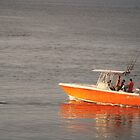 Sailing into the Late Day Sun by Gilda Axelrod