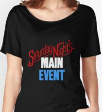 SNME Retro Classic! Women's Relaxed Fit T-Shirt