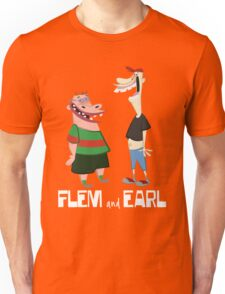 Flem and Earl Unisex T-Shirt